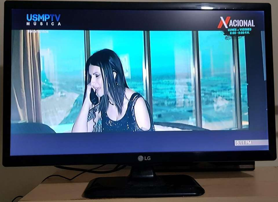 Monitor Tv 24 2 en 1 Lg Usado