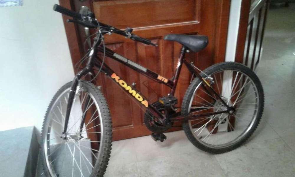 Vendo <strong>bicicleta</strong> de Paseo Nueva