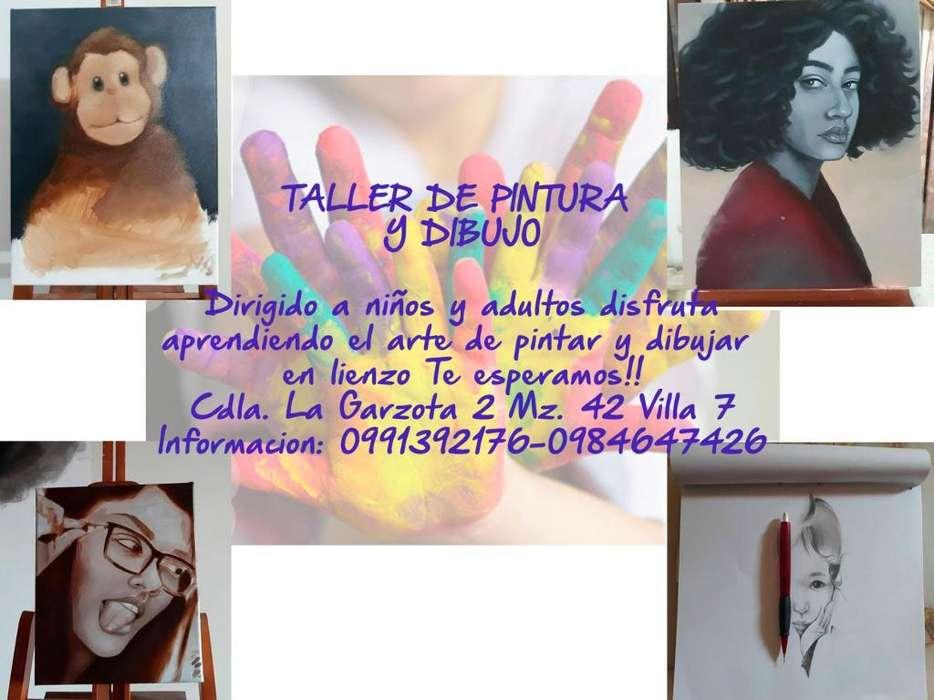 CURSO DE <strong>pintura</strong> Y DIBUJO