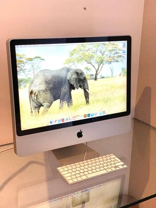 Vendo iMac 24-Early2009