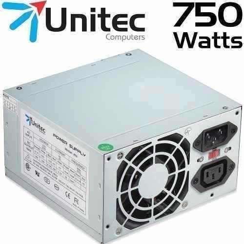 FUENTE DE PODER 750 WATSSPARA COMPUTADOR WHATSAPP 3107071502