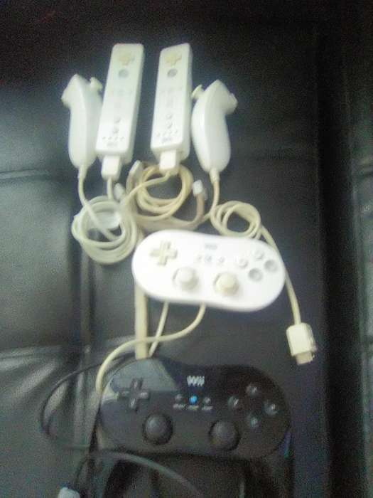 Vendo Controles de Wii en Perfecto Estad