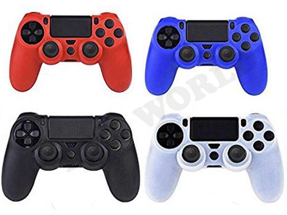Silicona Control Ps4 / Protector Control Ps4 Playstation 4