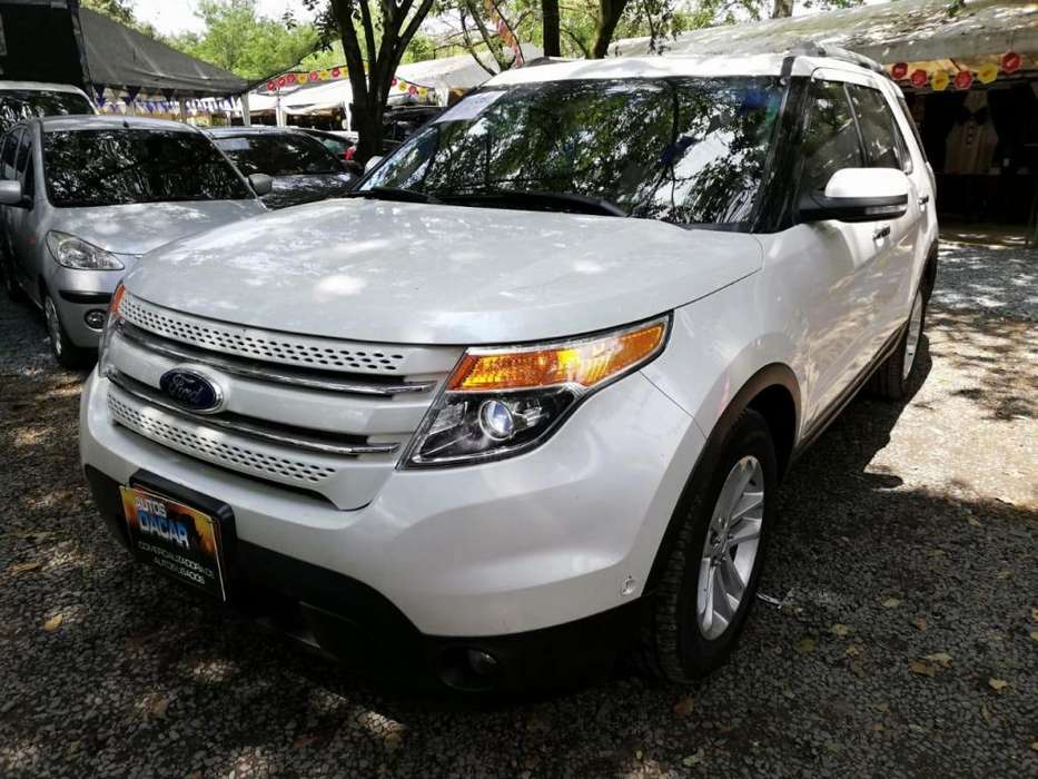 <strong>ford</strong> Explorer 2013 - 70850 km