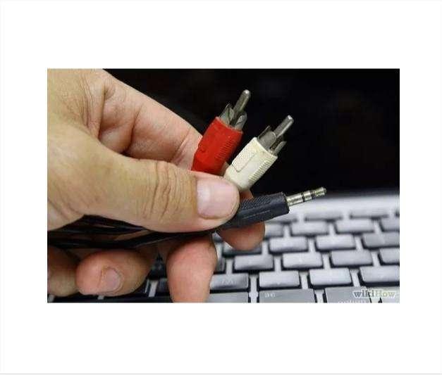Cable De Audio Video Puerto Auxiliar Accesible Y Efectivo (179)