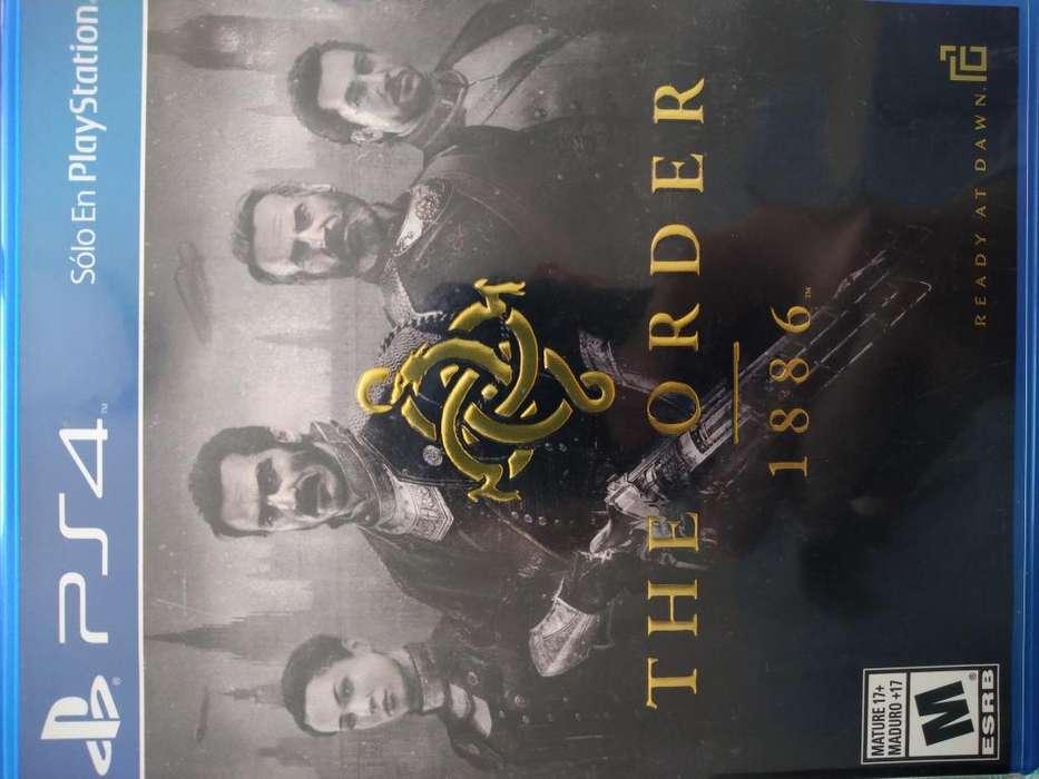 The Order 1886 Playstation 4 en español