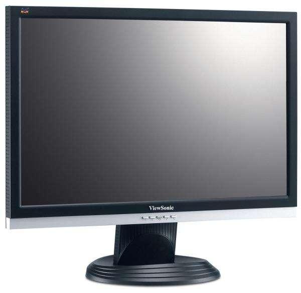 Monitor Lcd 20 Viewsonic Va2016w Excelente Imagen
