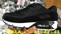 90 Max Top Air Zapatillas SchoolCalidad Nike QualityLima Old R4L35Aqj