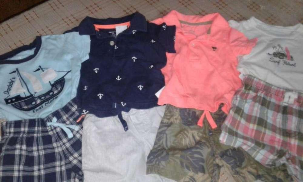 ropa de niños carters