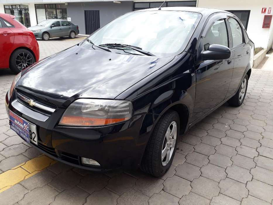 Chevrolet Aveo 2011 - 114000 km