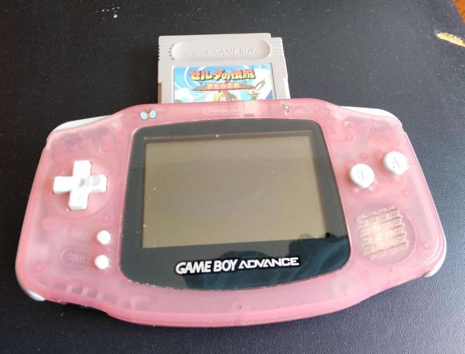 Vendo Game Boy Advance