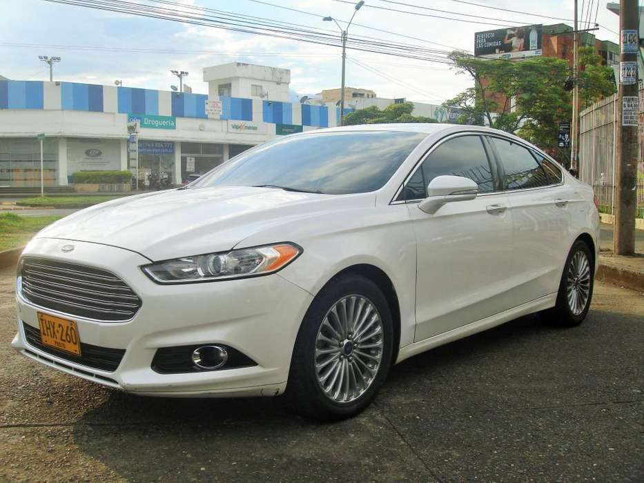 Ford Fusion 2016 - 34000 km