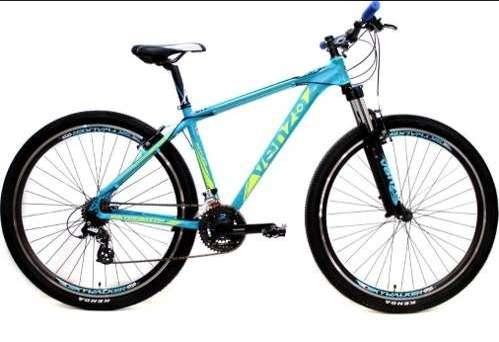 LIQUIDACION Bicicleta Venzo Rodado 29 Skyline 21 vel frenos Disco Mecanico