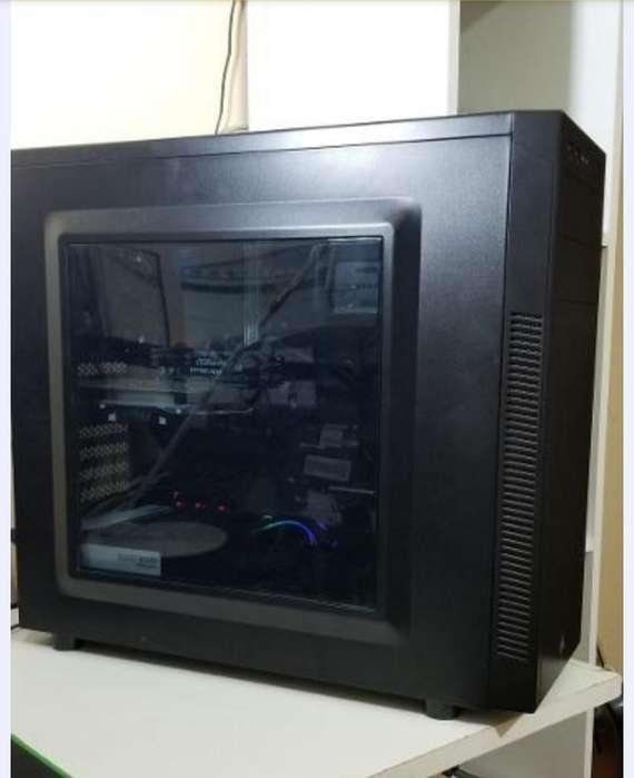 Computadora Gamer I5 7400 Y Gtx 1050