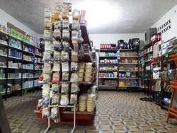Se Vende Minimercado, Bien Ubicado