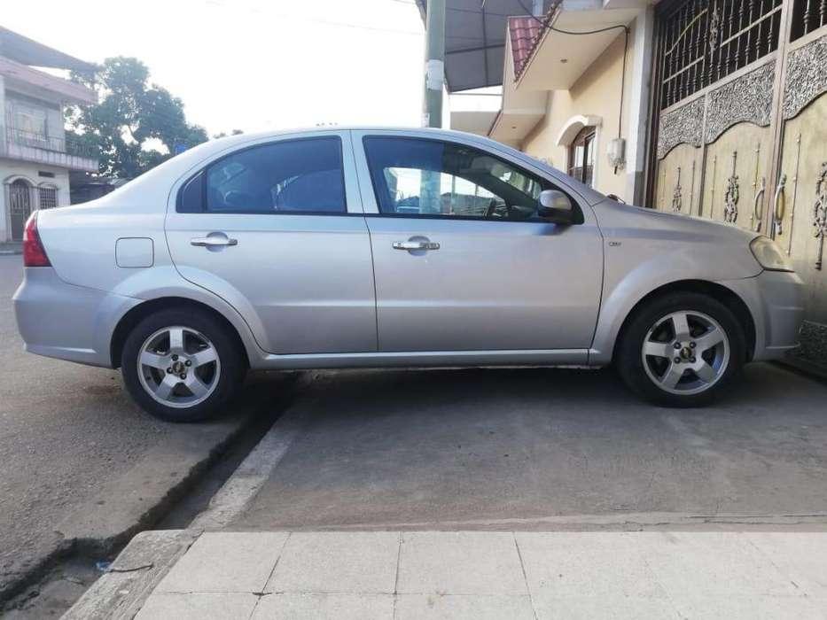 Chevrolet Aveo 2010 - 132400 km