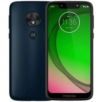 Celular Motorola G7 Play 32gb Azul - Dorado