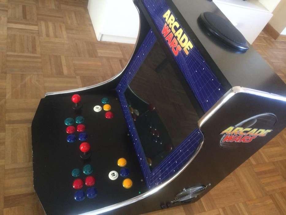 Arcade Gamer