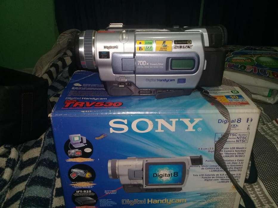 COMO NUEVA, ENTREGA INMEDIATA. Camara Sony Dcr - Trv530 Digital 8