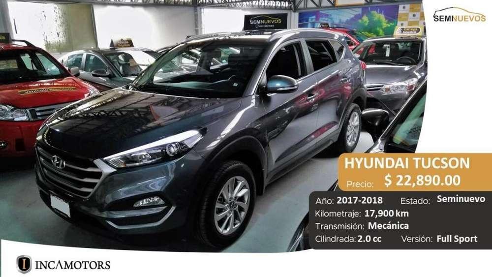 Hyundai Tucson 2017 - 17900 km