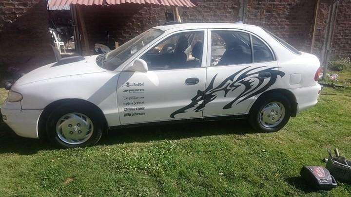 Hyundai Accent Hatchback 1996 - 250000 km