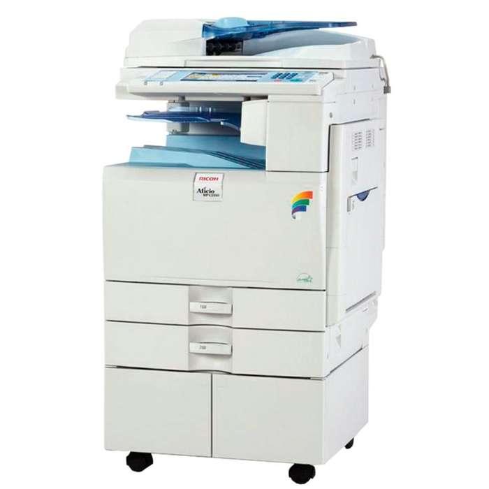 Fotocopiadora Ricoh Mpc 2051 Lser Color