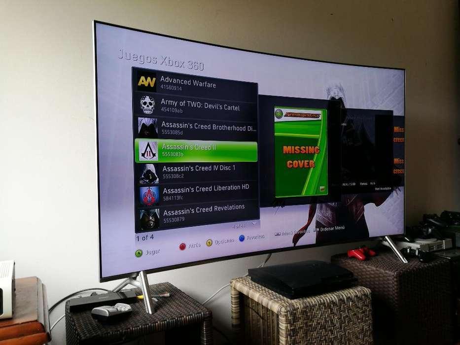 Samsung Smart Tv Serie 7 4k Hdr 1000 Cur