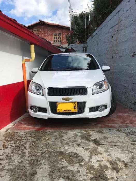 Chevrolet Aveo Emotion 2012 - 73650 km
