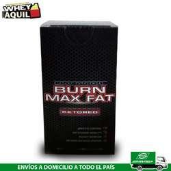 pastillas para adelgazar burn max fat