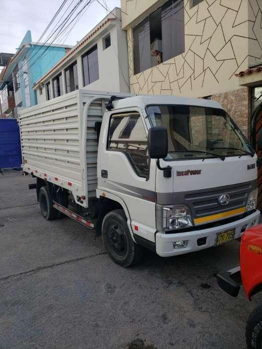 Vendo Camión 2 Toneladas Inka Power 2015