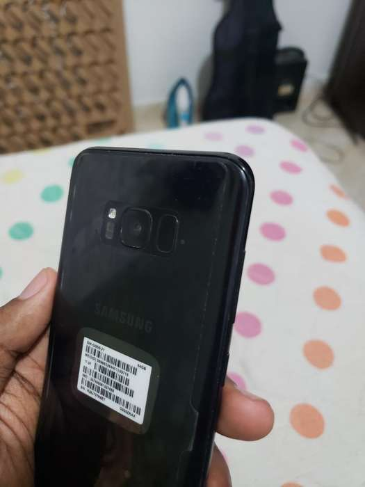 S8 Plus Como Nuevo Display Malo