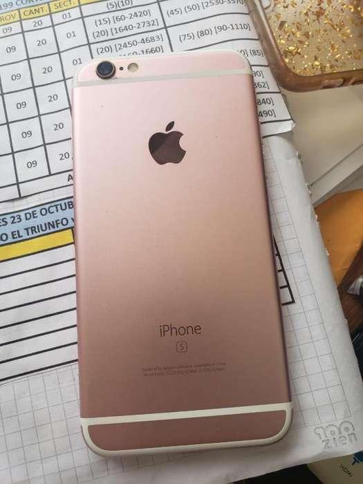 vendo iphone 6 120