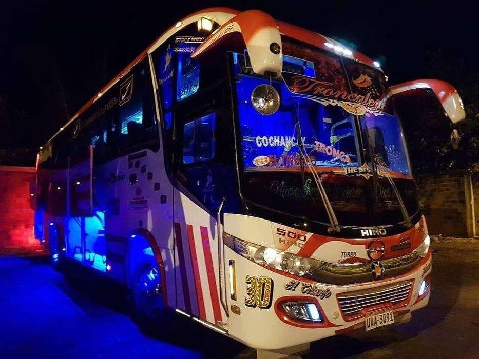 BUS TRONCALEA 30 COOPERATIVA INTERPROVINCIAL