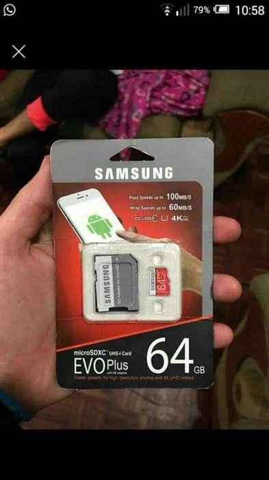 Samsung Microsdxc 64gb Uhs-l Card