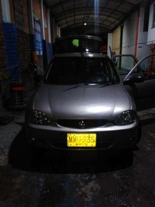 Chevrolet Corsa 4 Ptas. 2002 - 100000 km