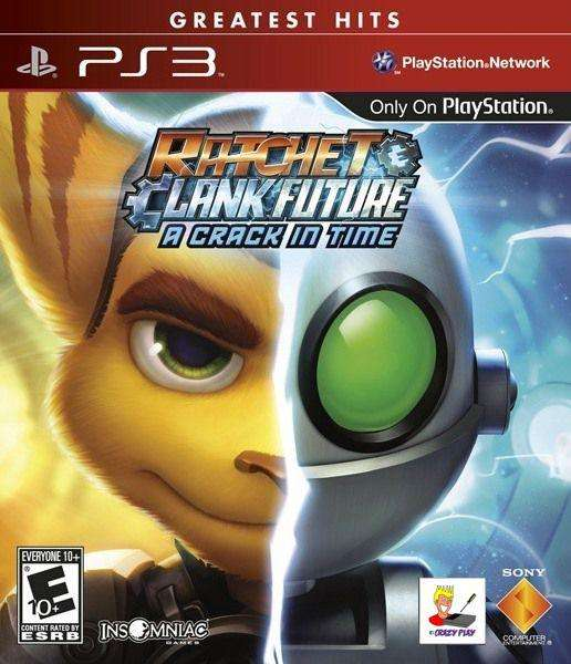 Ratchet Clank Future - A Crack In Time Playstation 3