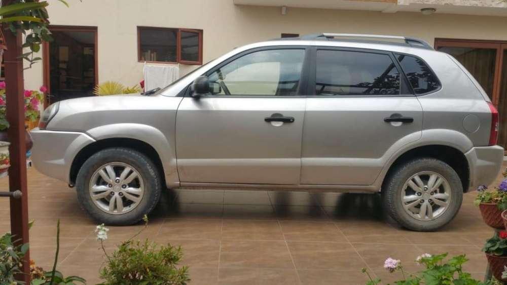 Hyundai Tucson 2010 - 160000 km