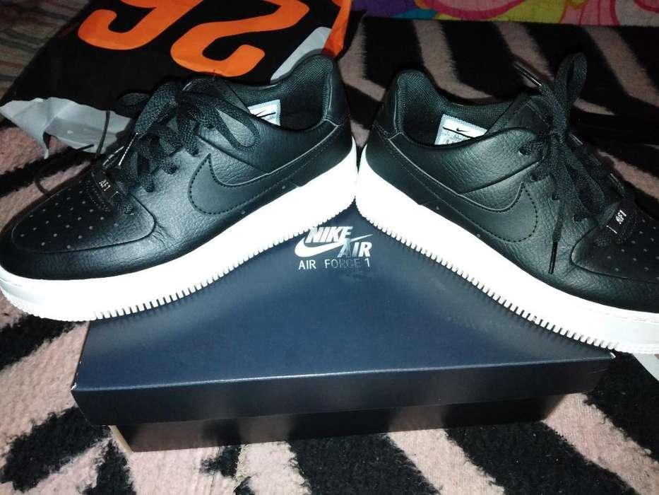 Nike Air Force Nuevas Originales N:37