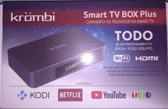 Tv box con tdt convierte cualquier televisor a smartv
