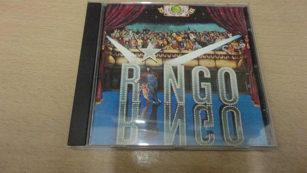 RINGO STAR RINGO CD IMPORTADO