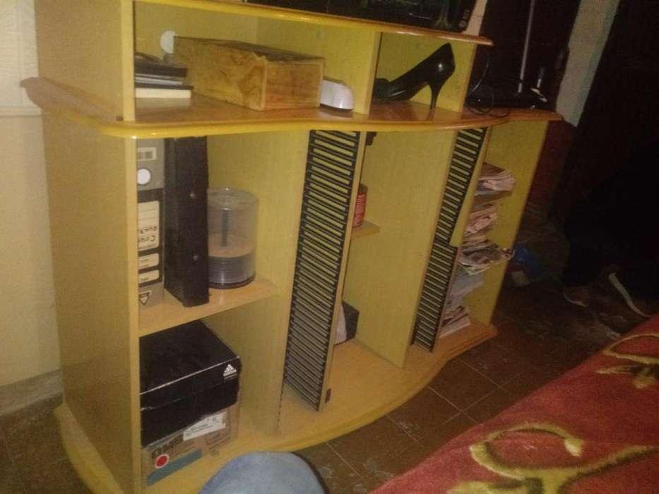 Mueble de Tv Y Computadora