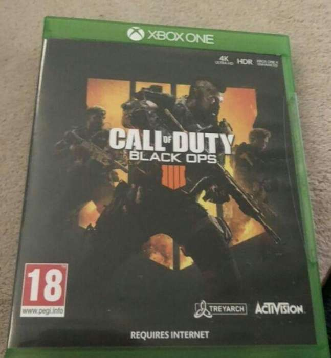 Black Ops 4 Xbox One