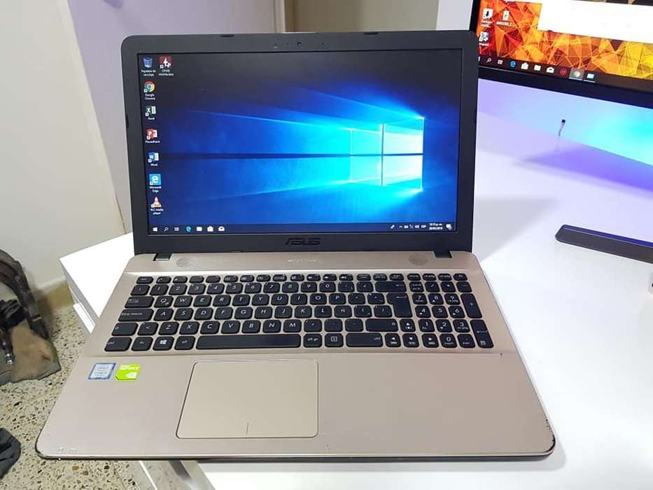 PORTATIL ASUS i5 7ma To 3.10GHZ, 1TB DISCO, 8GB RAM DDR4, NVIDIA 920M 2GB VIDEO DEDICADO DDR3