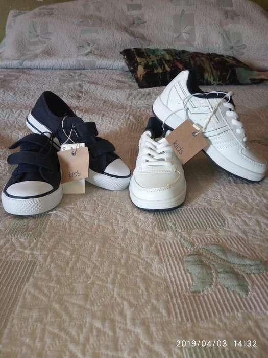 Zapatillas Talle 28