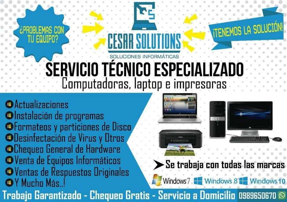 Servicio <strong>tecnico</strong> Especializado