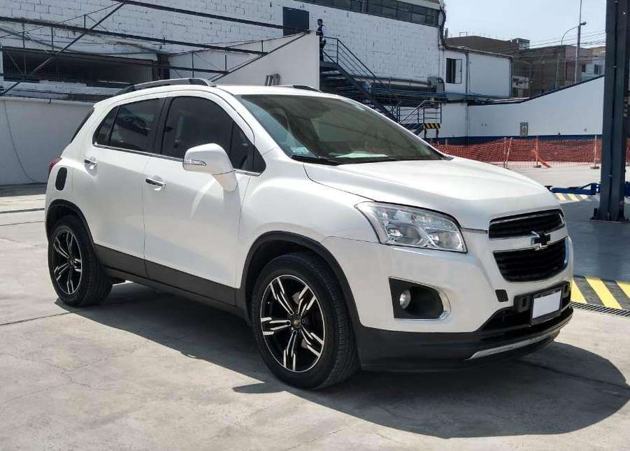 Chevrolet Tracker 2014 - 78000 km