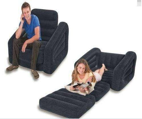 Silla <strong>sofa</strong> Intex Inflable Colchon