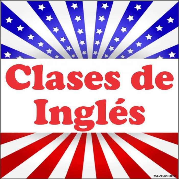 Clases particulares a domicilio de Inglés para principiantes.
