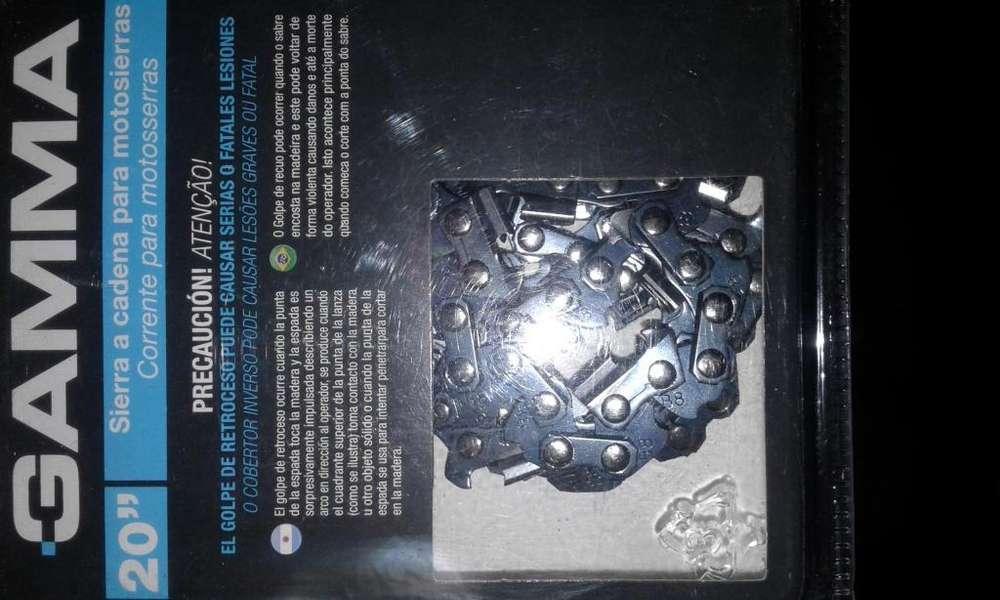 CADENA PARA MOTOSIERRA 20 PULGADAS 50CM PASO 3/8 ESPESOR 1,3mm