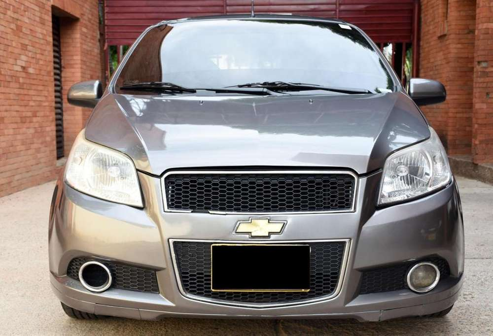 Chevrolet Aveo Emotion 2012 - 75000 km